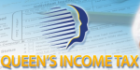Queen's Income Tax logo