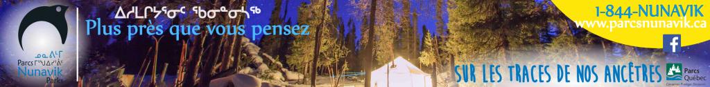 Parcs Nunavik - Nunavik Parks