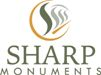 Sharp Monuments PROFILE.logo