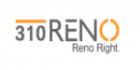 310-RENO logo