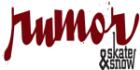Rumor Skateboards & Snowboards logo