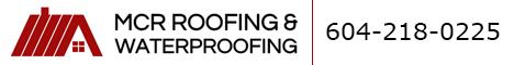MCR Roofing & Waterproofing