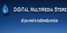 Digital MultiMedia Store logo