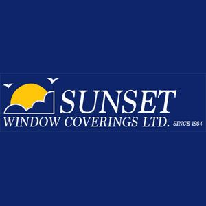 Sunset Window Coverings Ltd.