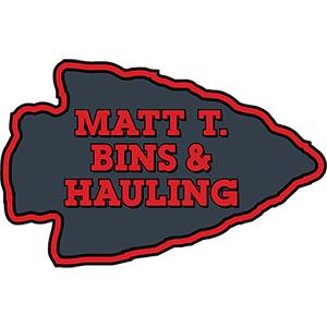 Matt T. Bins & Hauling
