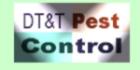 DT&T Pest Control logo