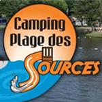 Camping Plage des Sources
