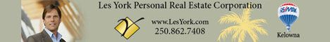 Remax Kelowna-Les York & Associates, Real Estate Agent