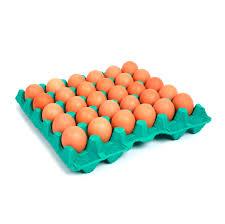 Ovos vermelhos bdj c/30
