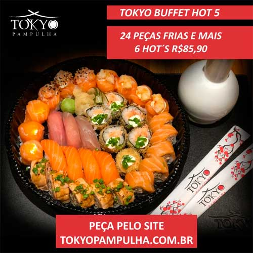 Tokyo Buffet Hot 5