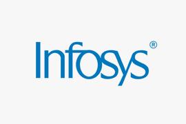 Infosys - UPES Partners Logo