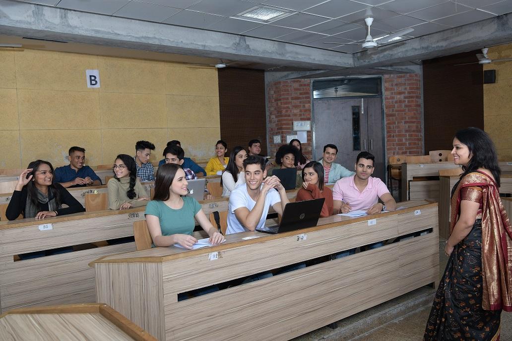 UPES Classroom