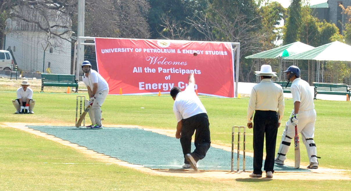 Energy Cup Cricket Tournament UPES