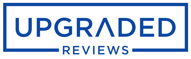 Upgraded Reviews logo