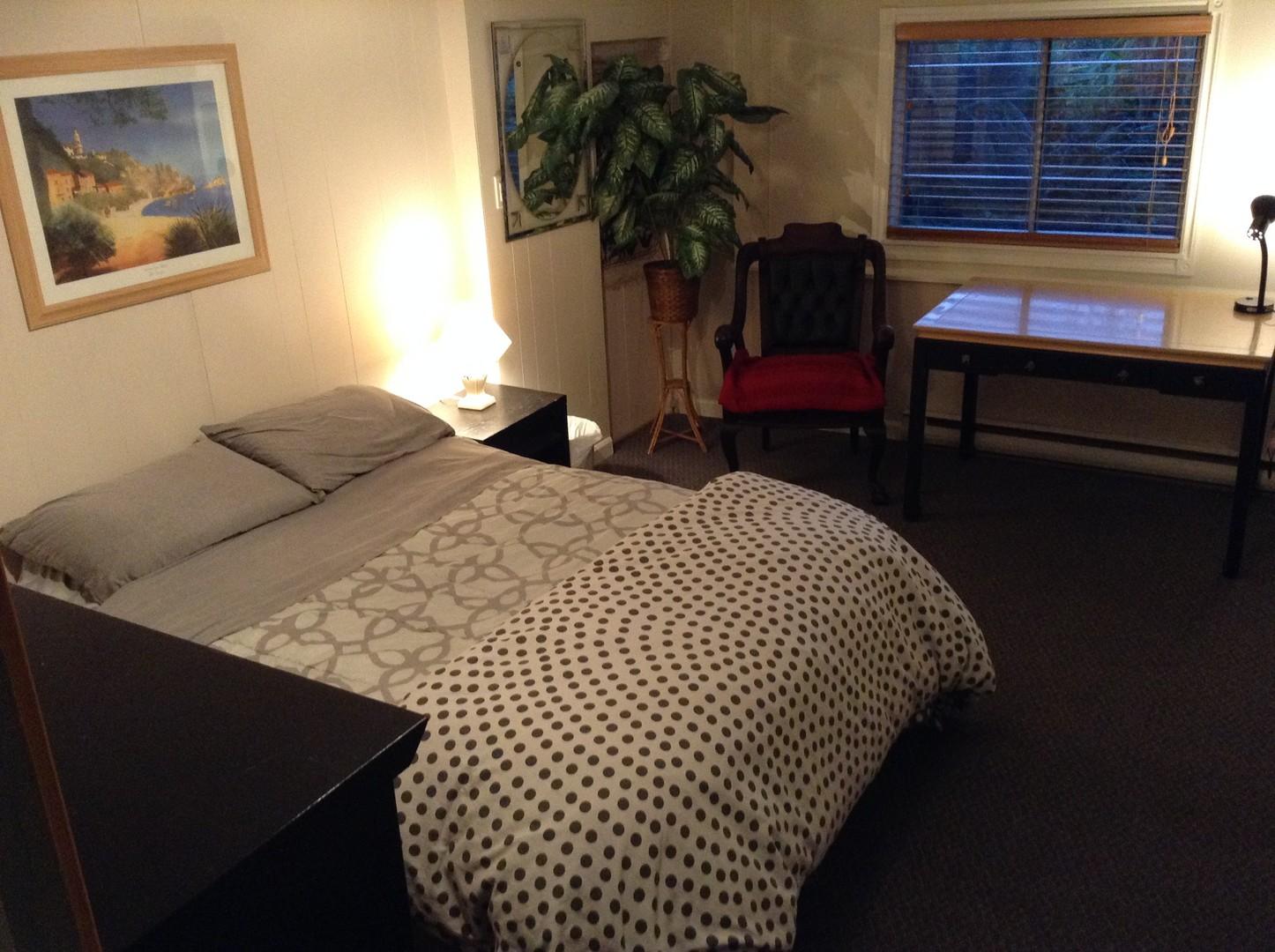 Tenants room