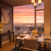 18 dining warm sky
