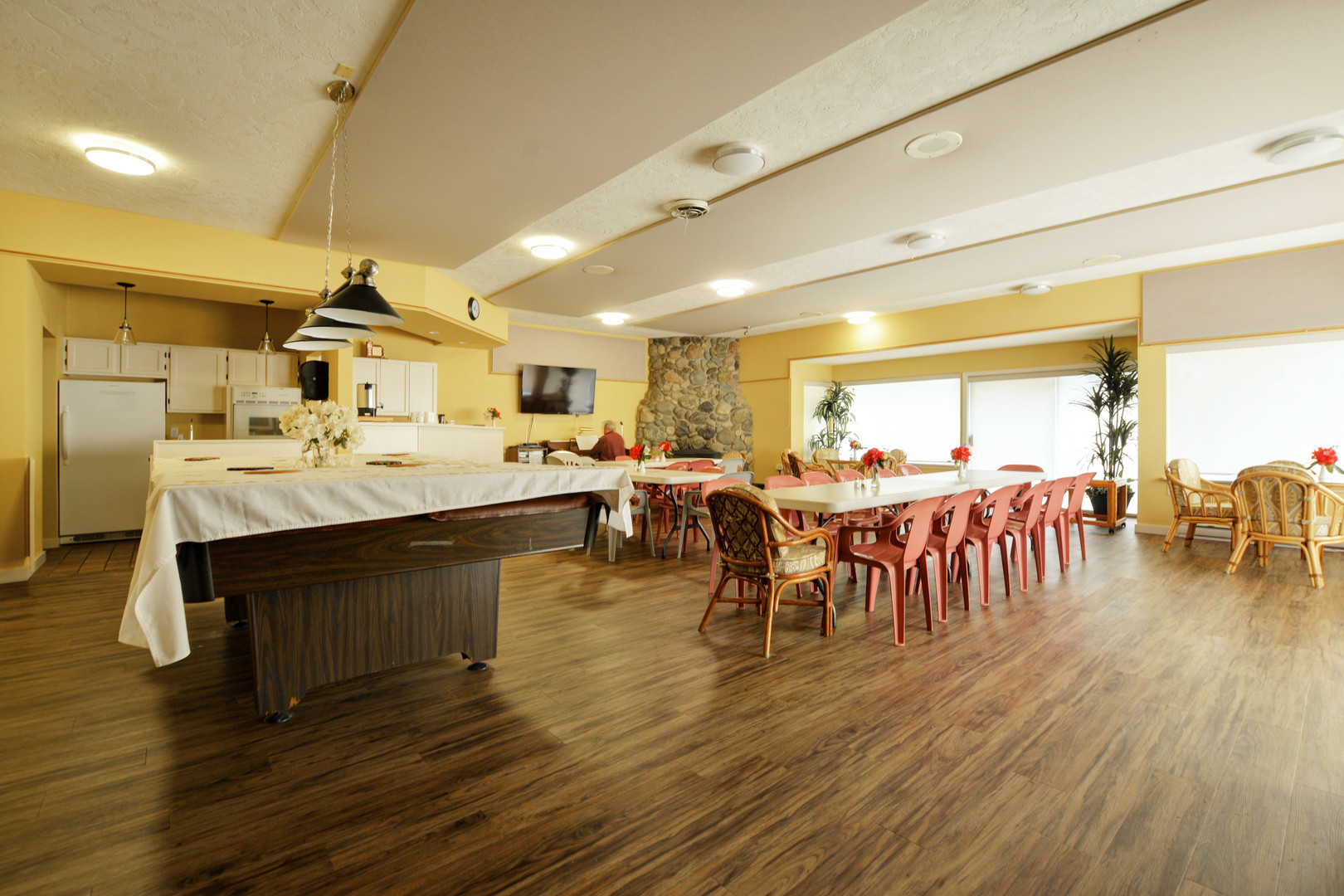 Club house common room