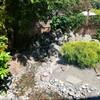 Waterfall back garden niagara