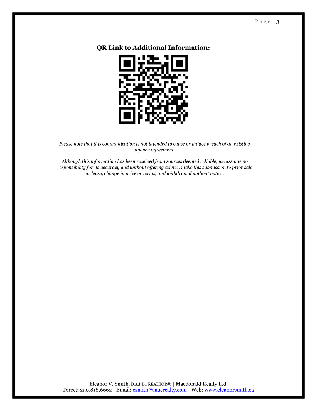 Feature sheet 720 caleb pike rd 2