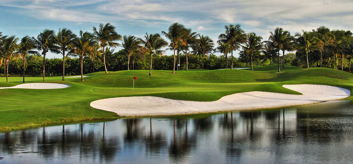 Southeast Florida Private Golf Communities