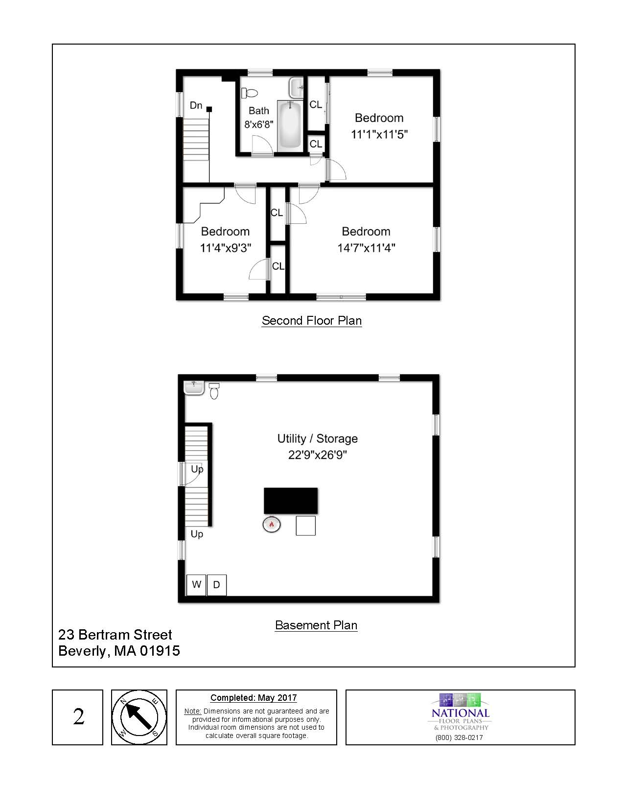 23 Bertram Street, Beverly - Floor plan