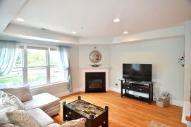 855 Lagrange Street, West Roxbury - Living Room