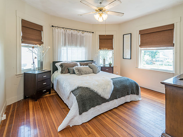 136 Park Street, Medford - Bedroom