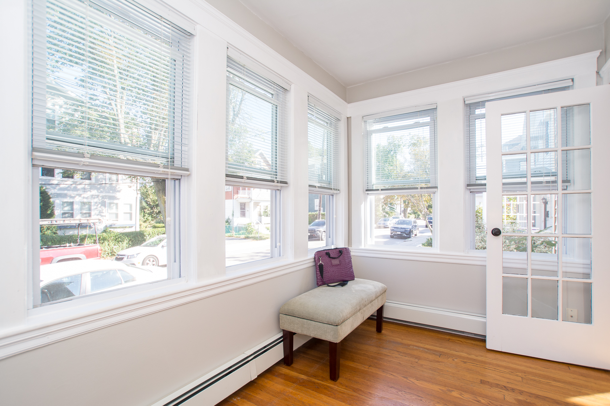 86 Turner Street; #1, Brighton, MA - Sunroom
