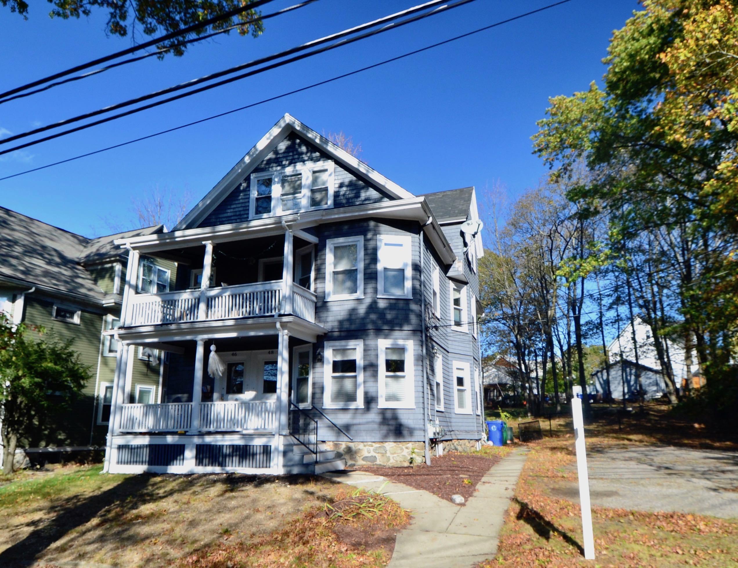 48 Eddy Street, Newton - Front