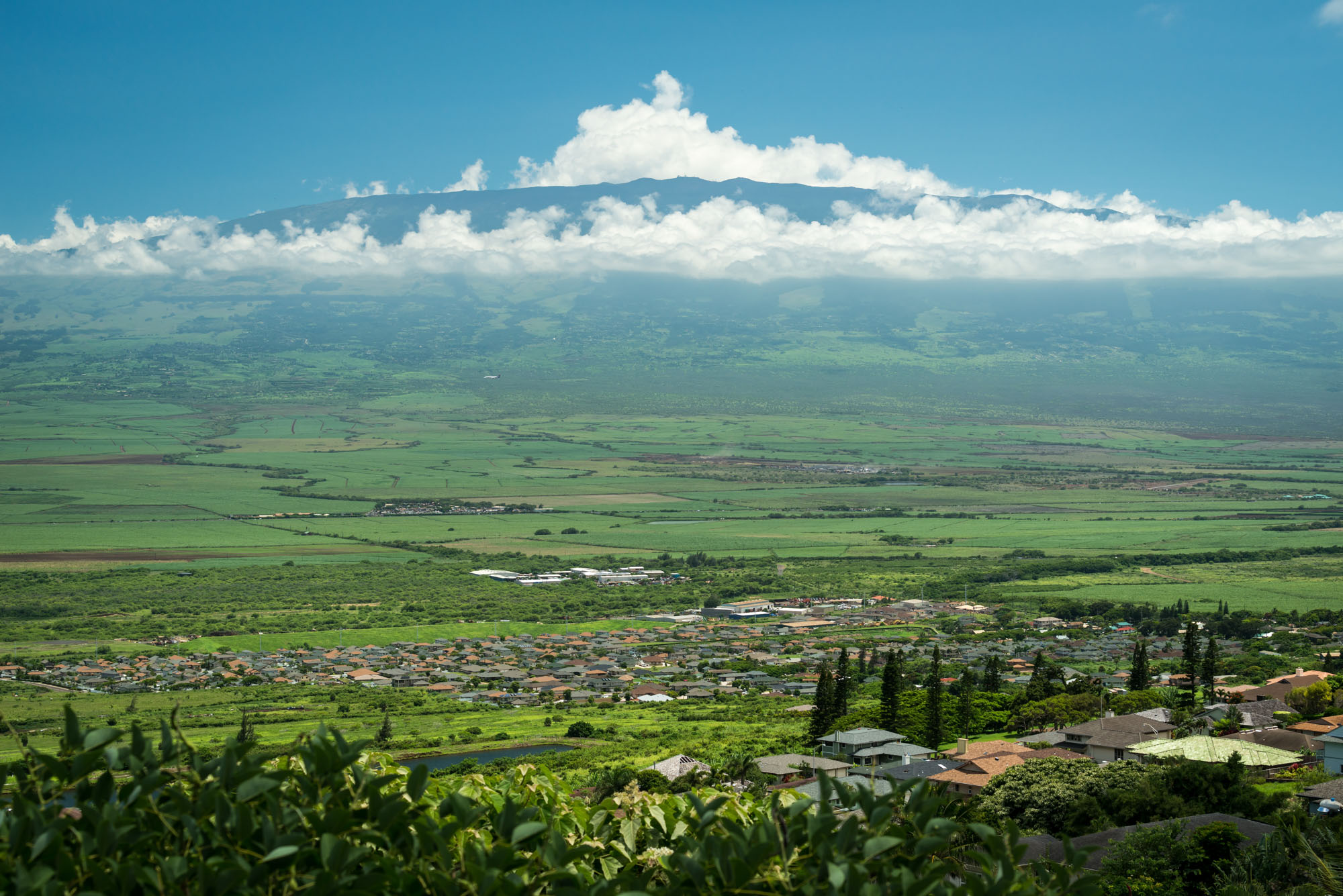 View from Wailuku Heights