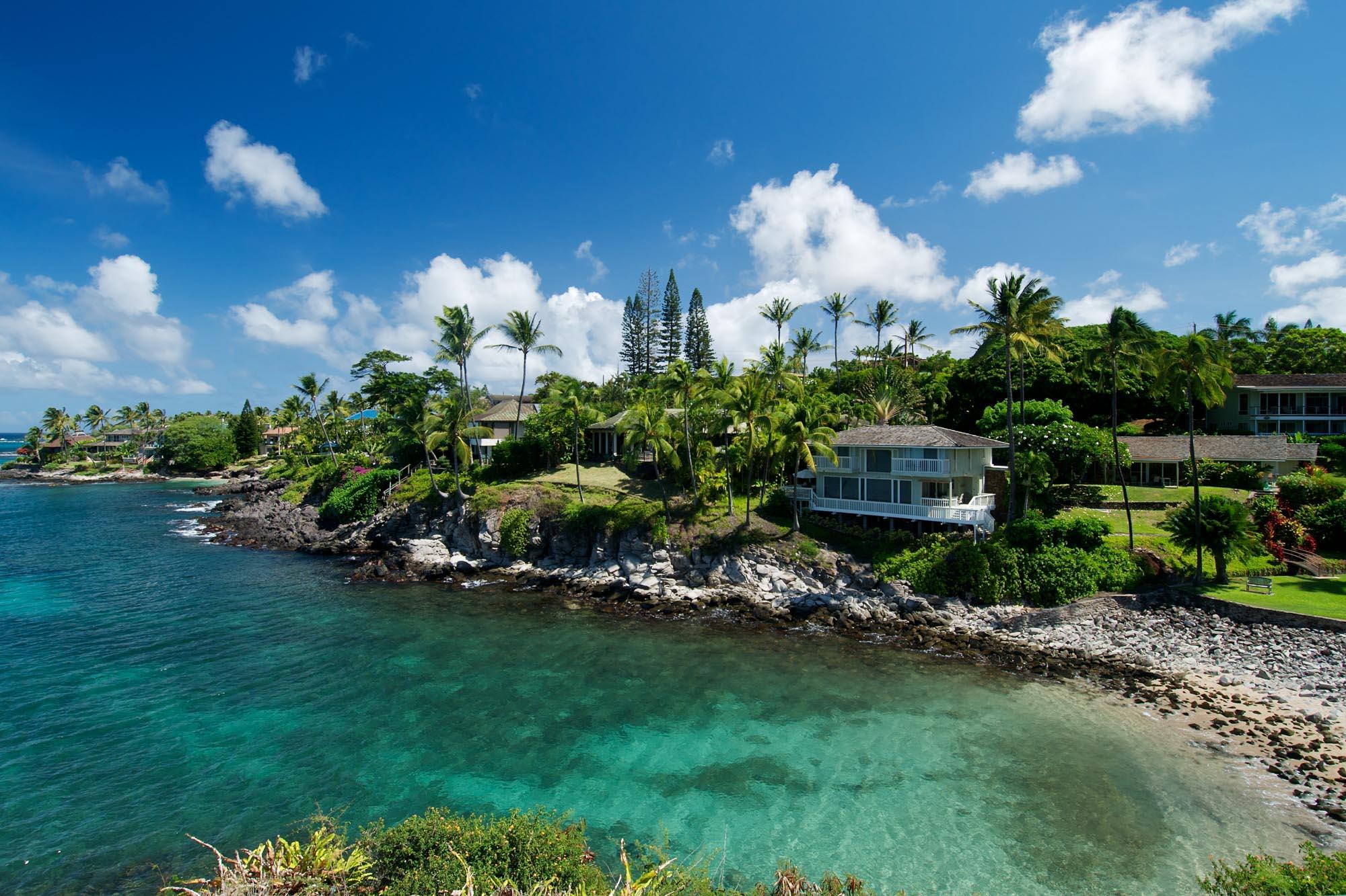 Napili Oceanfront Homes