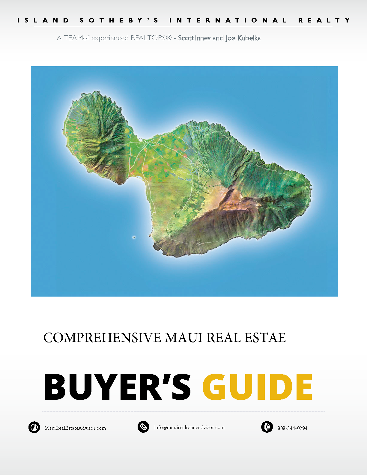 Maui Buyers Guide