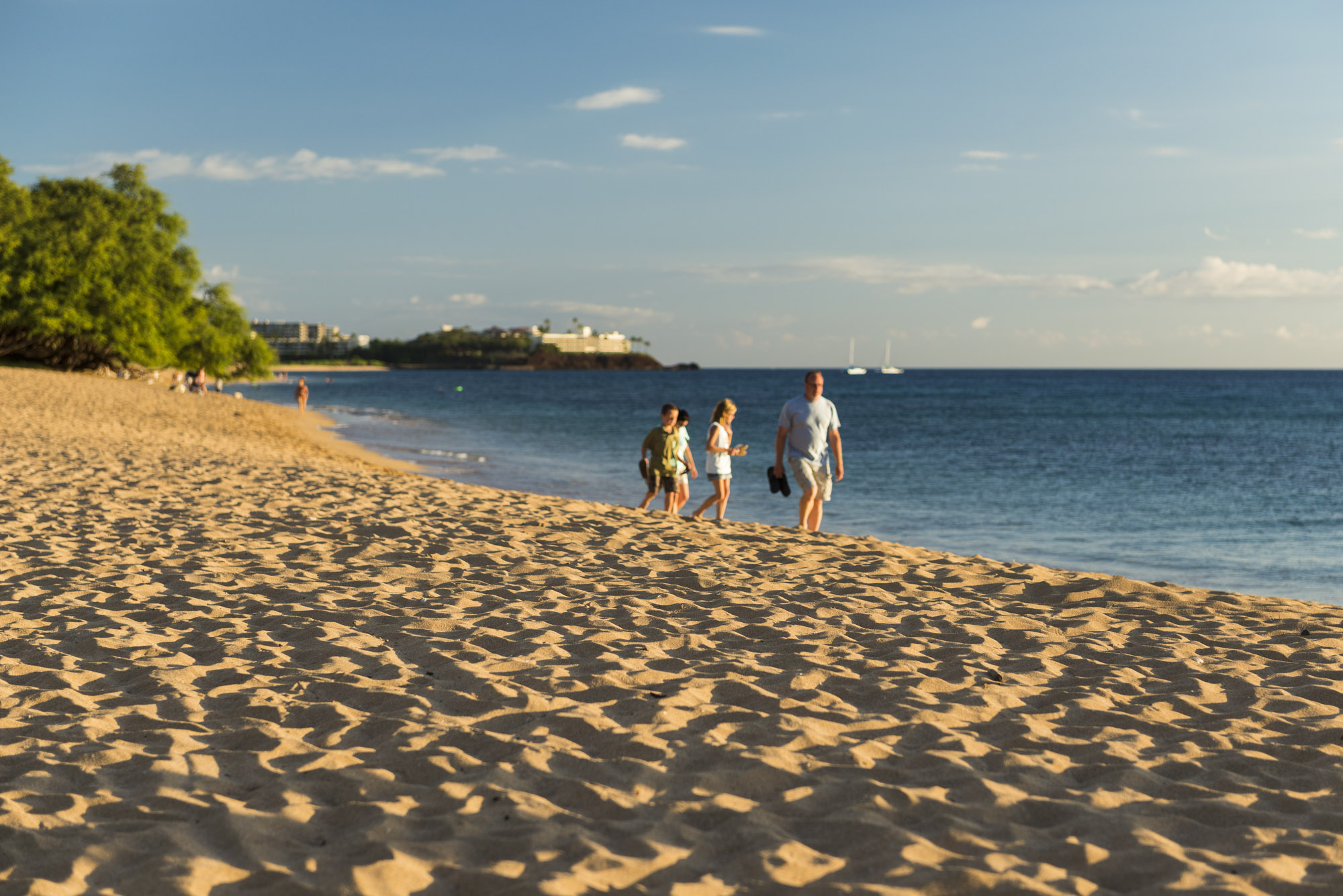 Kaanapali Beach Live