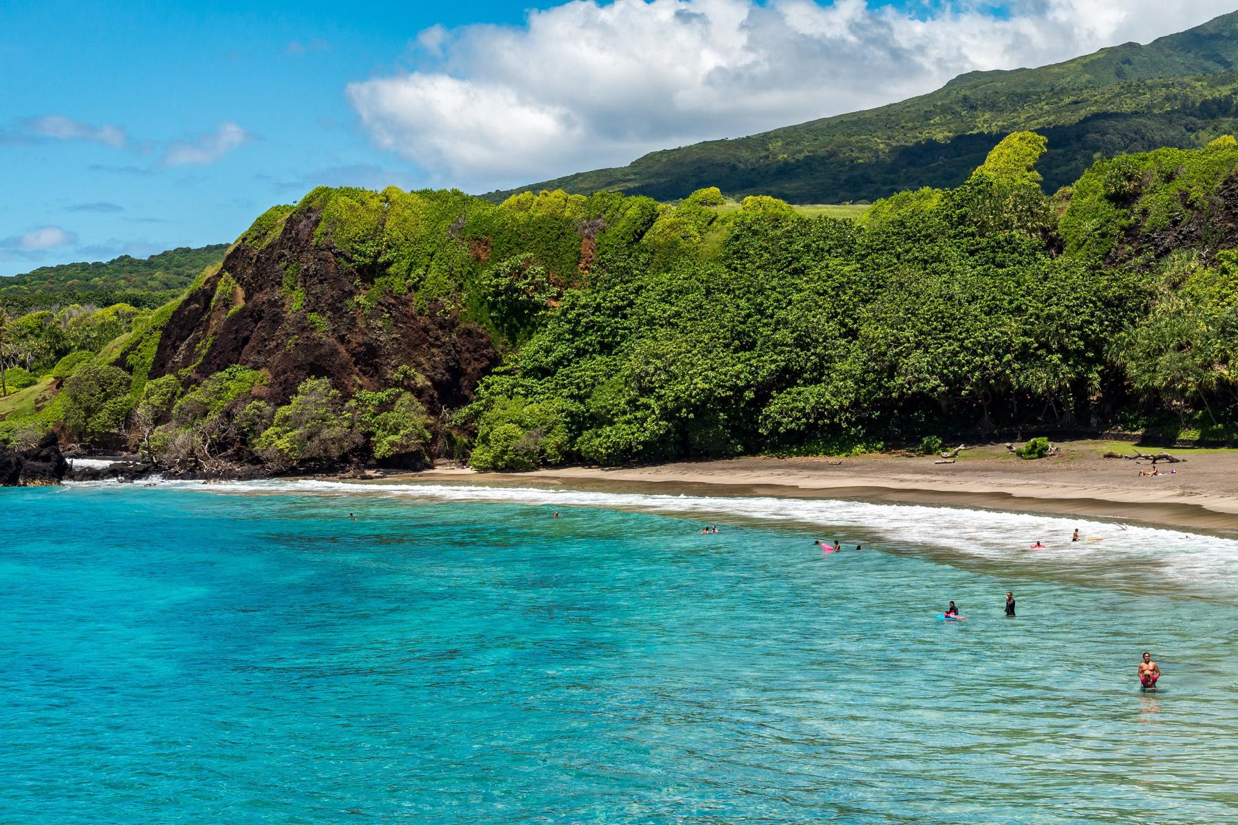 Hana Hamoa Beach & Hamoa Bluff Lots for Sale