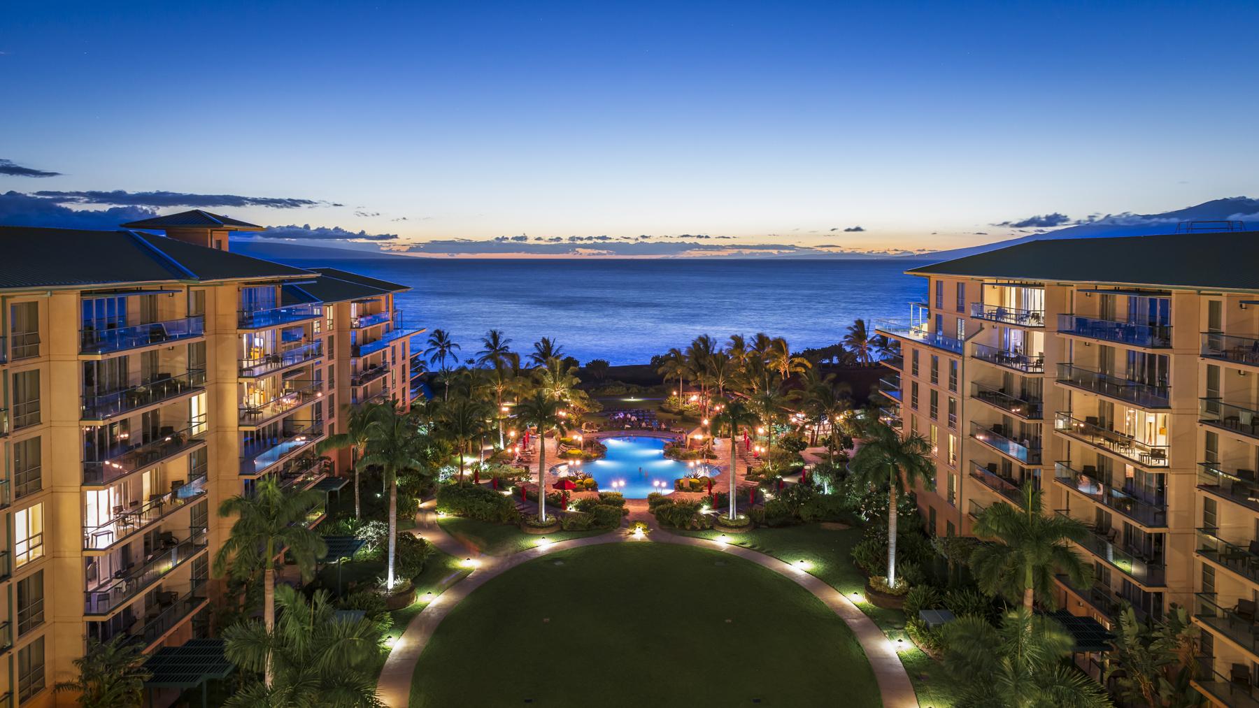 Honua Kai Sunset View