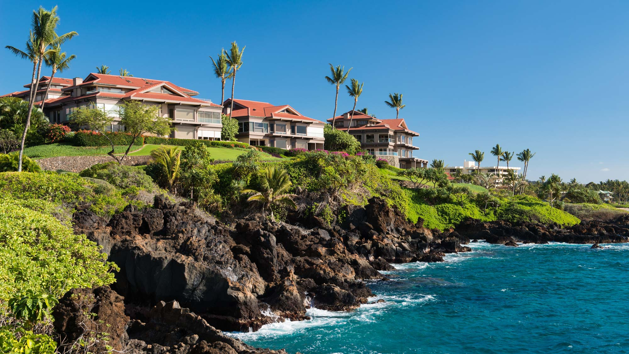 Wailea Point Oceanfront Condos