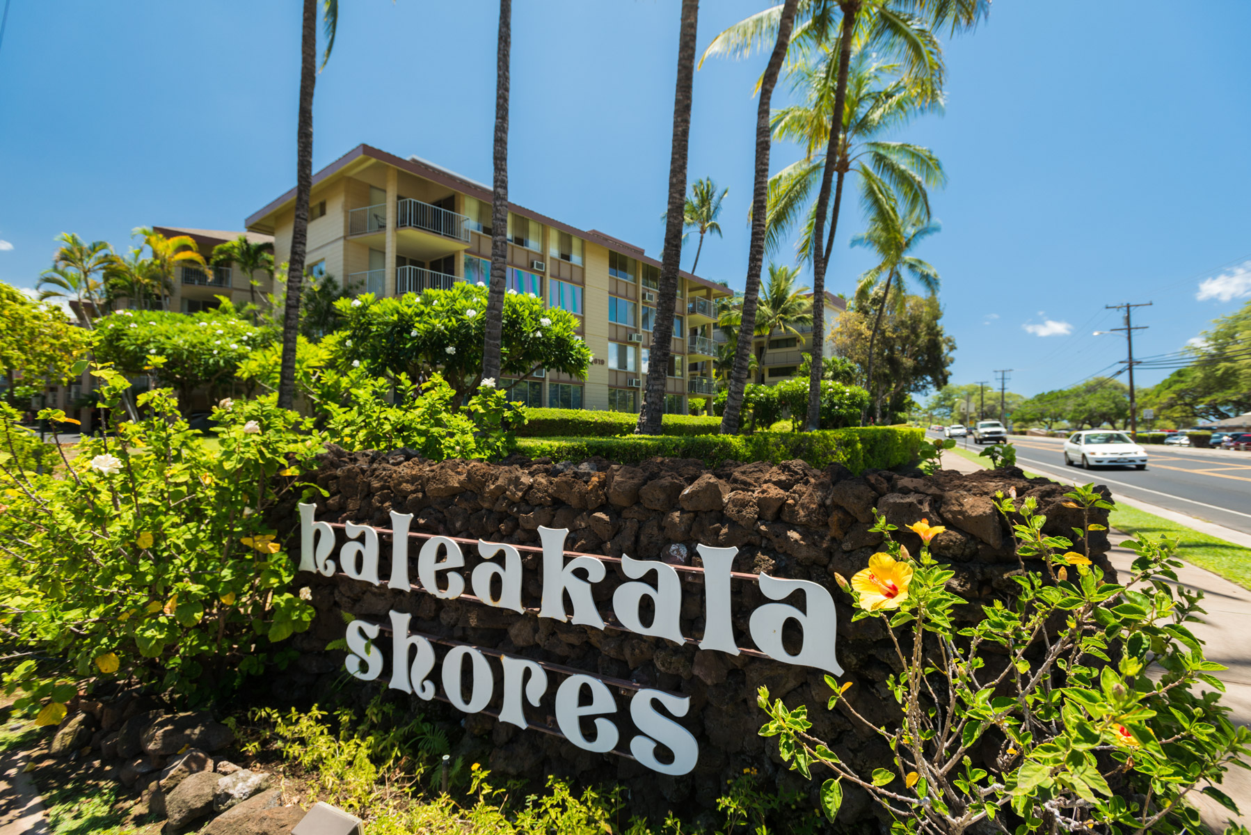 Haleakala Shores Condos