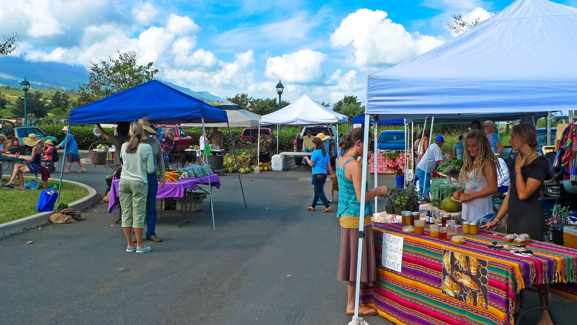 Kula Upcountry Farmers Market