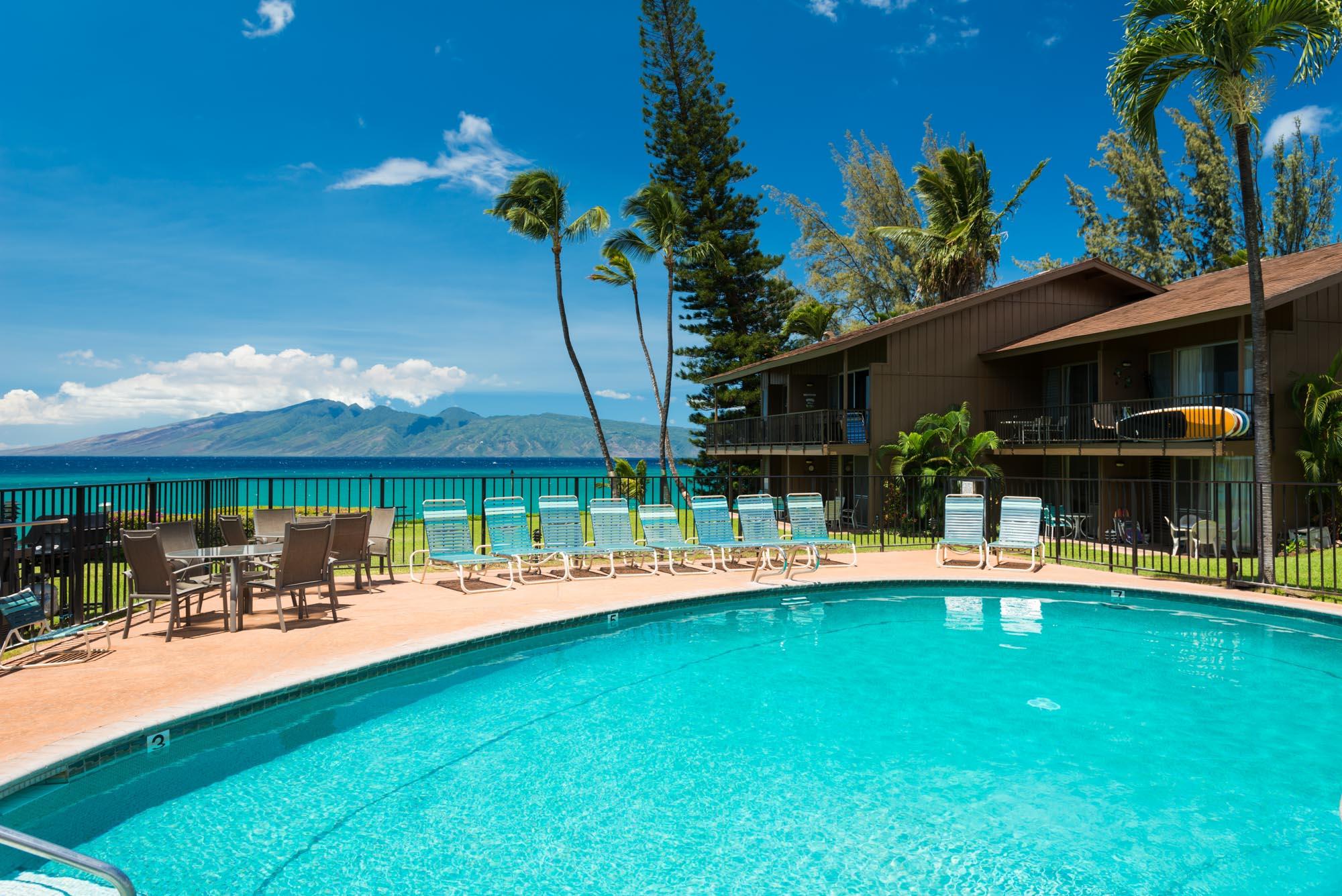 Lahaina Polynesian Shores