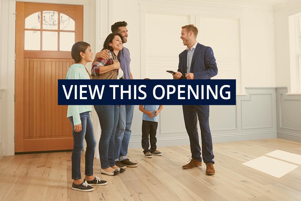 Buyer Agent Opening in Ashburn, Virginia