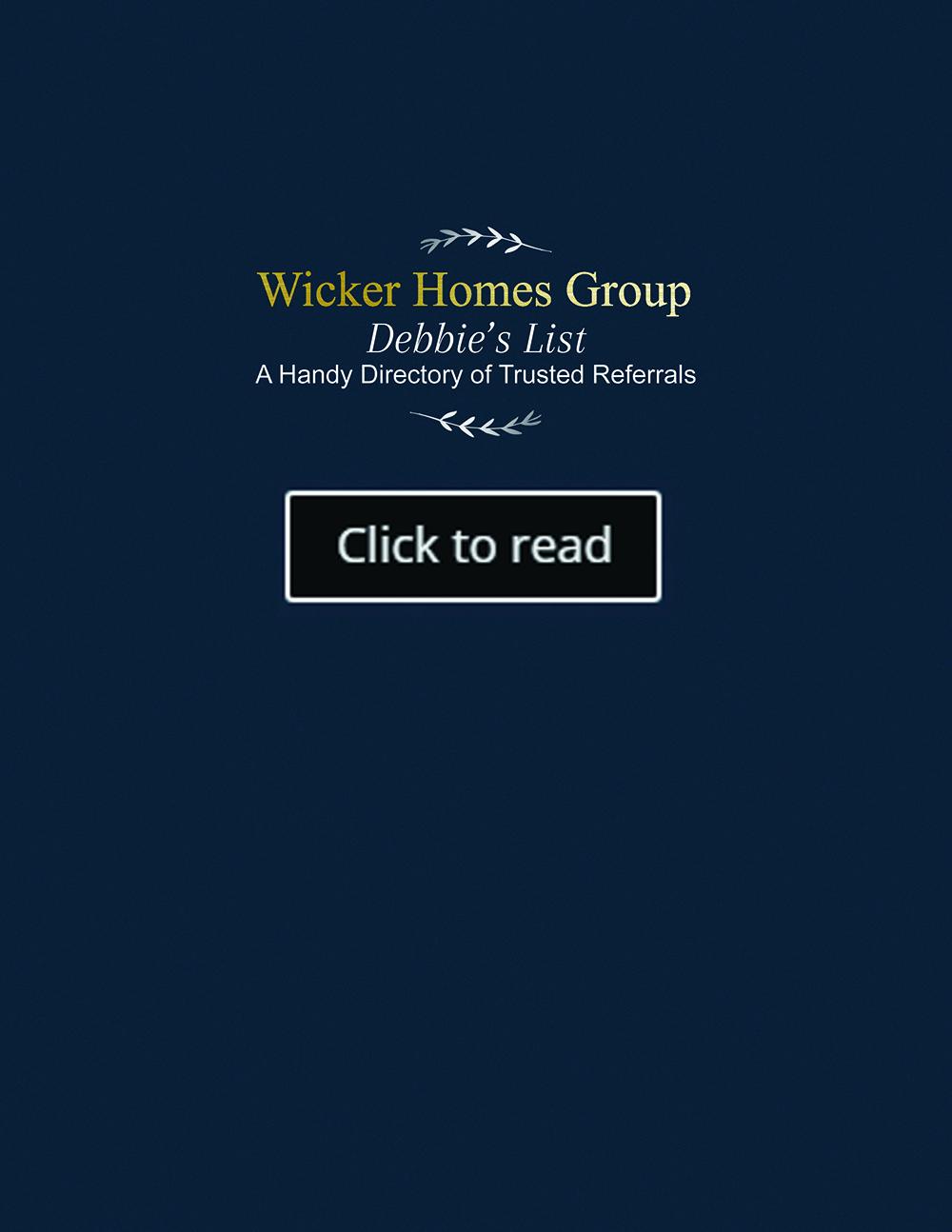 Debbie's List Real Estate Business Directory Virginia