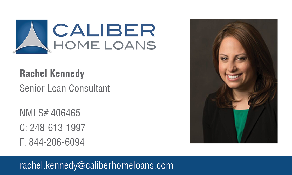 Caliber Home Loans Moving The Mitten