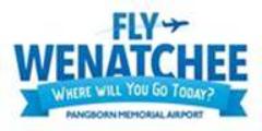 WVCoC Airport Logo Blue 300h