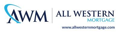 all western mortgage logo
