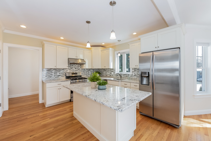 43 Albemarle Ave., Lexington - Hughes Residential - Kitchen