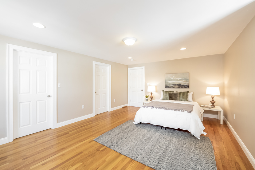 43 Albemarle Ave., Lexington - Hughes Residential - Master Suite