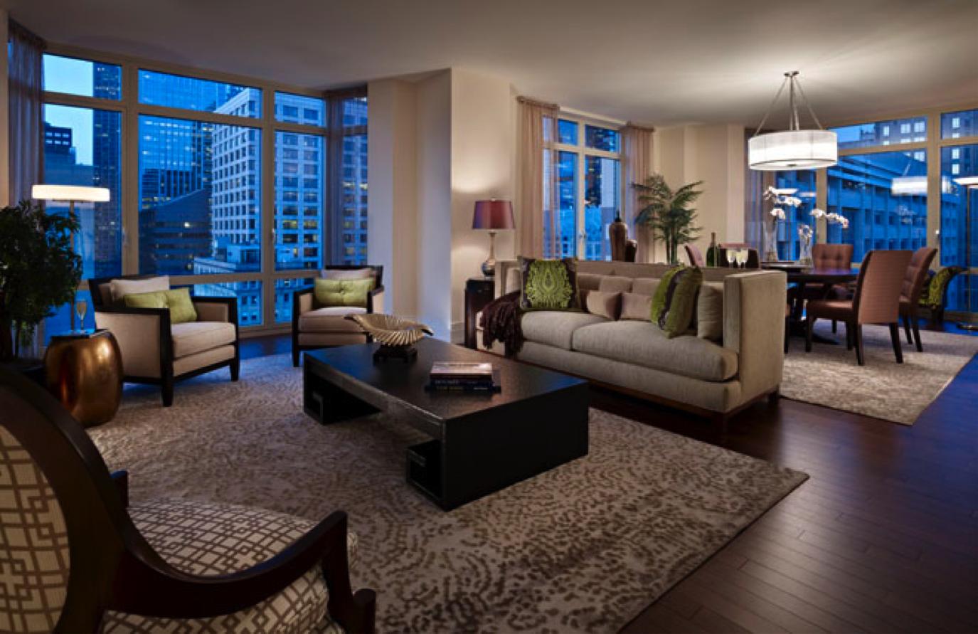 Living Room Ewen Real Estate Team