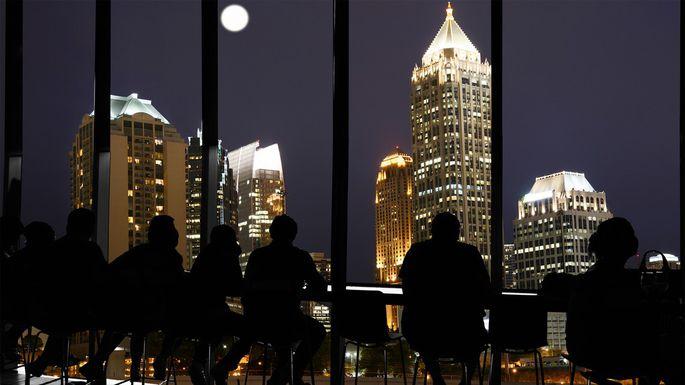 Atlanta nightlife