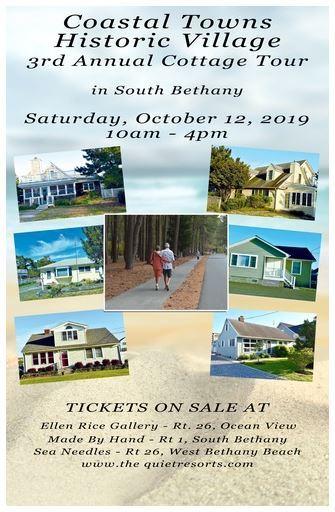 Coastal Towns House Tour
