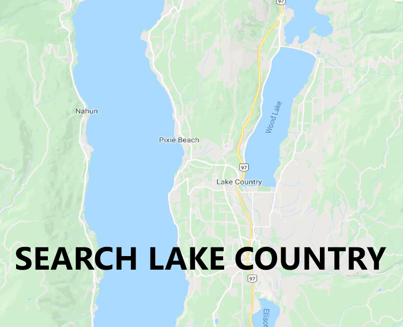 Search Lake Country Real Estate Listings